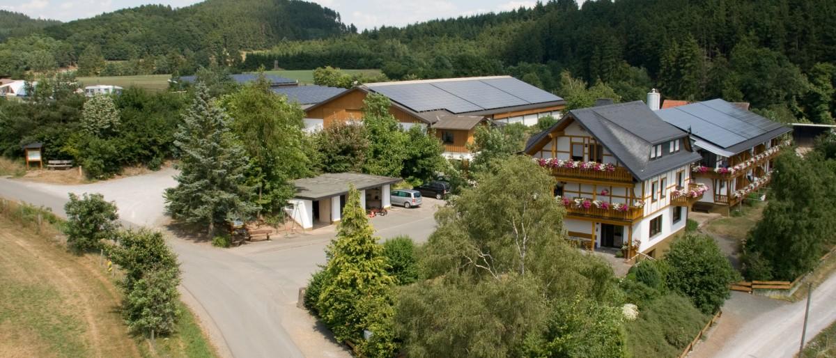 Permalink zu:Ferienhof zur Hasenkammer in Medebach Nordrhein-Westfalen