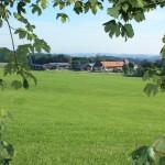 Gut Grasleiten in Huglfing Bayern