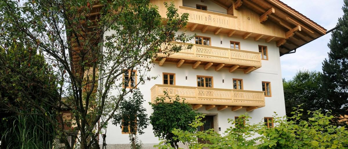 Permalink zu:Hanznhof in Bernau Bayern