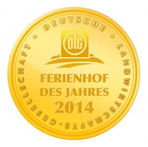 Medaille_DLG-Ferienhof-des-Jahres-2014
