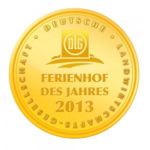 Medaille_Ferienhof-des-Jahres-2013