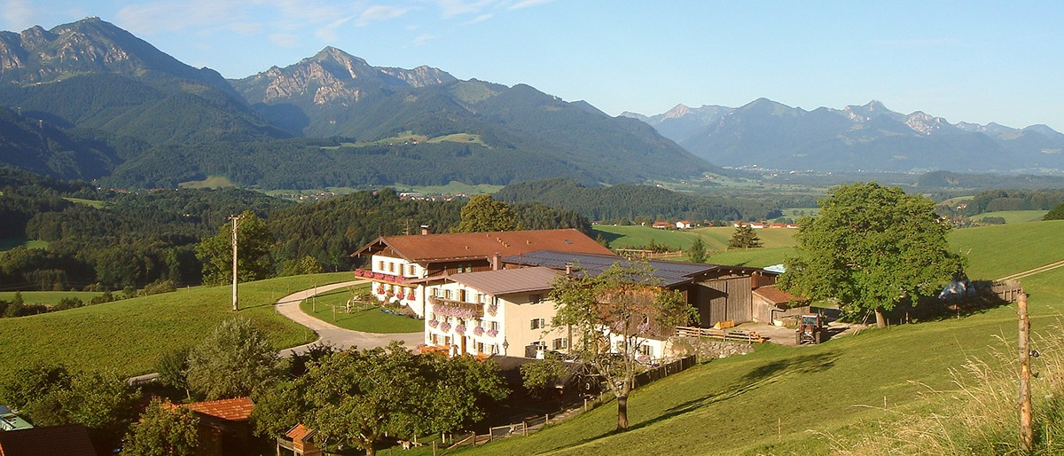Permalink zu:Ferienparadies Daxlberger Hof in Siegsdorf (Bayern)