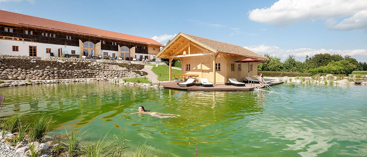 Permalink zu:Staller Ferienhof in Seeon (Bayern)