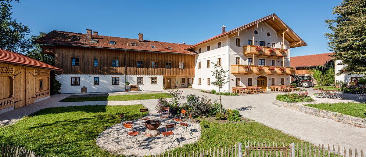 Permalink auf:Thomahof in Fridolfing (Bayern)