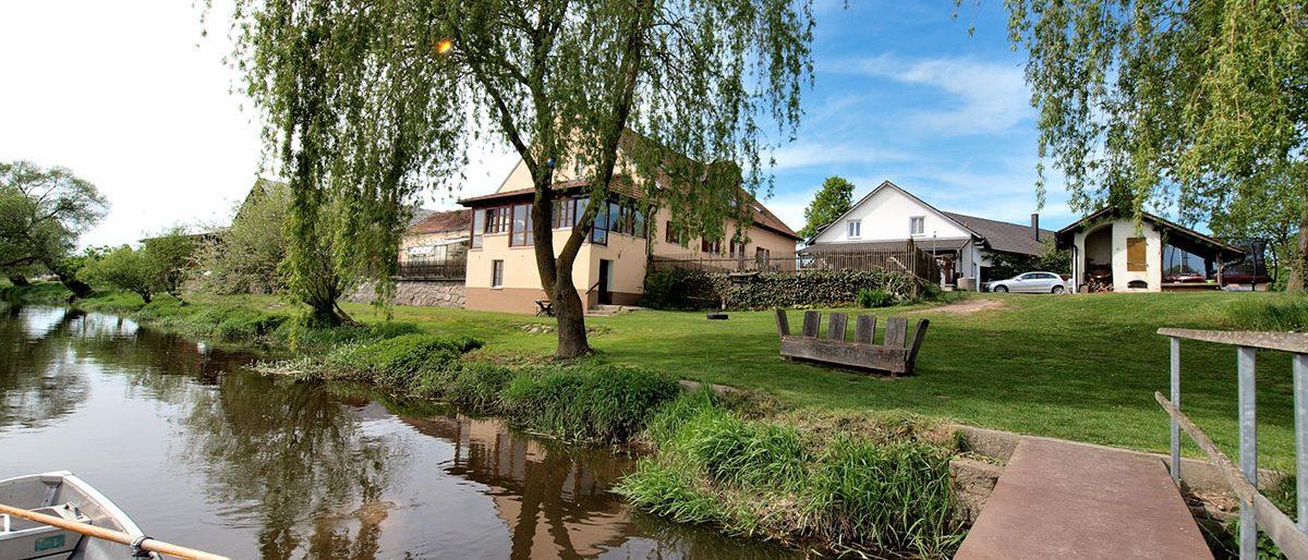 Permalink auf:Urlaub am Regen in Nittenau (Bayern)